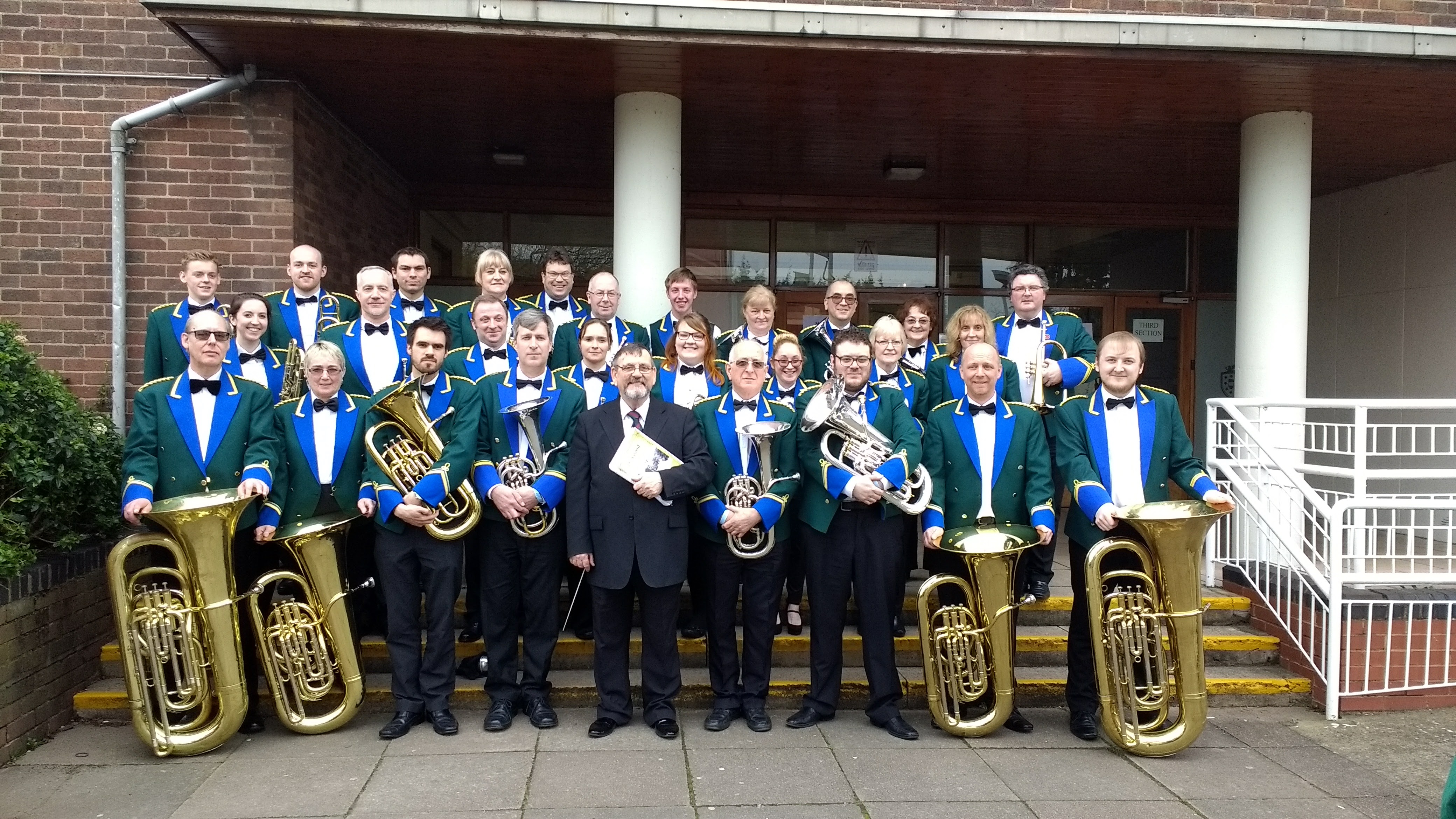 trentham brass produced a creditable performance of darkwood by dan price at this years midlands area contest to maintain their position in the top half